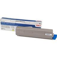 Okidata 44844509 Yellow Toner Cartridge Original Genuine OEM