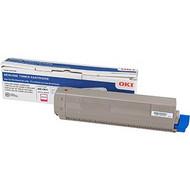 Okidata 44844510 Magenta Toner Cartridge Original Genuine OEM