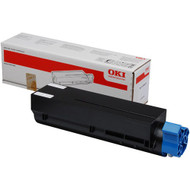 Okidata 44917601 Black Toner Cartridge Original Genuine OEM