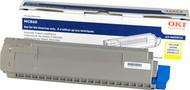 Okidata 44059213 Yellow Toner Cartridge Original Genuine OEM
