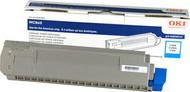 Okidata 44059215 Cyan Toner Cartridge Original Genuine OEM