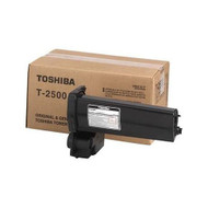 Toshiba T-2500 Black Toner Cartridge Original Genuine OEM