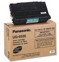 Panasonic UG-5520 Black Toner Cartridge Original Genuine OEM