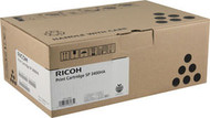 Ricoh 406465 Black Toner Cartridge Original Genuine OEM