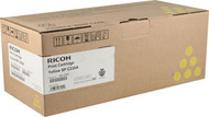 Ricoh 406044 Yellow Toner Cartridge Original Genuine OEM