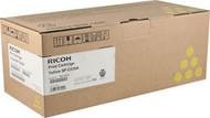 Ricoh 406044 Yellow Toner Cartridge Original Genuine OEM