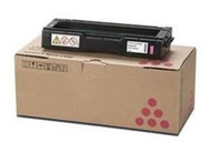 Ricoh 406346 Magenta Toner Cartridge Original Genuine OEM