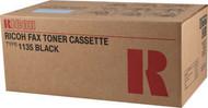 Ricoh 430222 (Type 1135) Black Toner Cartridge Original Genuine OEM