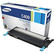 Samsung CLT-C409S Cyan Toner Cartridge Original Genuine OEM