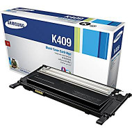 Samsung CLT-K409S Black Toner Cartridge Original Genuine OEM