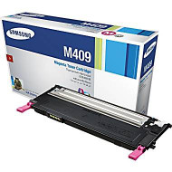 Samsung CLT-M409S Magenta Toner Cartridge Original Genuine OEM