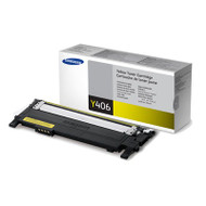 Samsung CLT-Y406S Yellow Toner Cartridge Original Genuine OEM