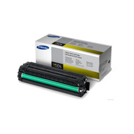 Samsung CLT-Y504S Yellow Toner Cartridge Original Genuine OEM