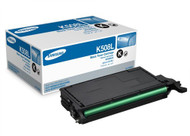 Samsung CLT-K508L Black Toner Cartridge Original Genuine OEM