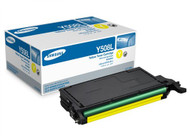 Samsung CLT-Y508L Yellow Toner Cartridge Original Genuine OEM