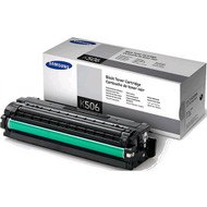 Samsung CLT-K506L Black Toner Cartridge Original Genuine OEM