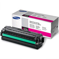 Samsung CLT-M506L Magenta Toner Cartridge Original Genuine OEM