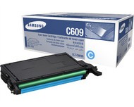 Samsung CLT-C609S Cyan Toner Cartridge Original Genuine OEM