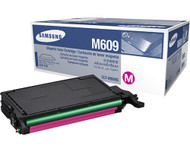 Samsung CLT-M609S Magenta Toner Cartridge Original Genuine OEM