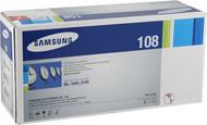 Samsung MLT-D108S Toner Cartridge Original Genuine OEM