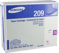 Samsung MLT-D209S Black Toner Cartridge Original Genuine OEM