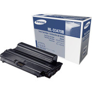 Samsung ML-D3470B High Yield Black Toner Cartridge Original Genuine OEM