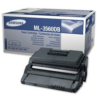 Samsung ML-3560DB Black Toner Cartridge Original Genuine OEM