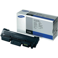 Samsung MLT-D116L High Yield Black Toner Cartridge Original Genuine OEM