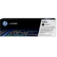 HP CF210X (HP 131X) High Yield Black Toner Cartridge Original Genuine OEM