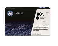 HP CF280A (HP 80A) Black Laser Toner Cartridge Original Genuine OEM