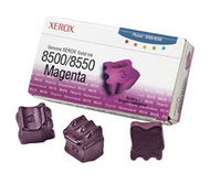 Xerox 108R00670 3 Pack Magenta Ink Sticks Original Genuine OEM