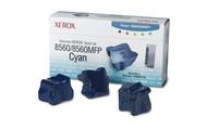 Xerox 108R00723 3 Pack Cyan Ink Sticks Original Genuine OEM