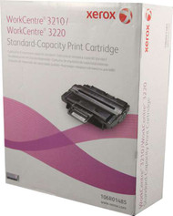 Xerox 106R01485 Black Toner Cartridge Original Genuine OEM