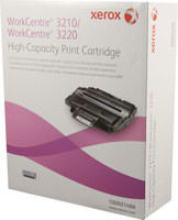 Xerox 106R01486 Black Toner Cartridge Original Genuine OEM