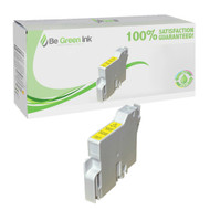 Epson T042420 Remanufactured Yellow Ink Cartridge BGI Eco Series Compatible