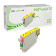 Epson T087420 Remanufactured Yellow Ink Cartridge BGI Eco Series Compatible