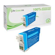 Epson T125220 Remanufactured Cyan Ink Cartridge BGI Eco Series Compatible
