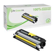 Konica Minolta A0V306F High Yield Yellow Laser Toner Cartridge BGI Eco Series Compatible