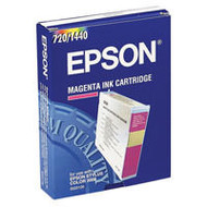 Epson S020126 Magenta Ink Cartridge Original Genuine OEM