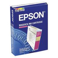 Epson S020126 Magenta Ink Cartridge Original Genuine OEM