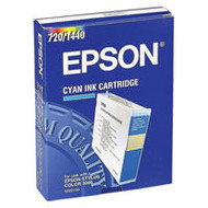 Epson S020130 Cyan Ink Cartridge Original Genuine OEM