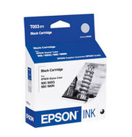 Epson T003011 Black Ink Cartridge Original Genuine OEM