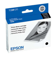 Epson T034120 Photo Black Ink Cartridge Original Genuine OEM
