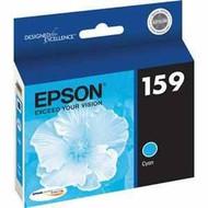 Epson T159220 Cyan Ink Cartridge Original Genuine OEM