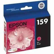 Epson T159720 Red Ink Cartridge Original Genuine OEM