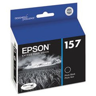 Epson T157120 Photo Black Ink Cartridge Original Genuine OEM