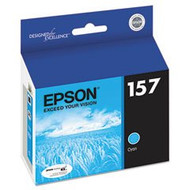 Epson T157220 Cyan Ink Cartridge Original Genuine OEM