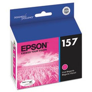 Epson T157320 Vivid Magenta Ink Cartridge Original Genuine OEM