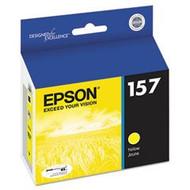 Epson T157420 Yellow Ink Cartridge Original Genuine OEM