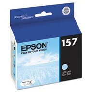 Epson T157520 Light Cyan Ink Cartridge Original Genuine OEM